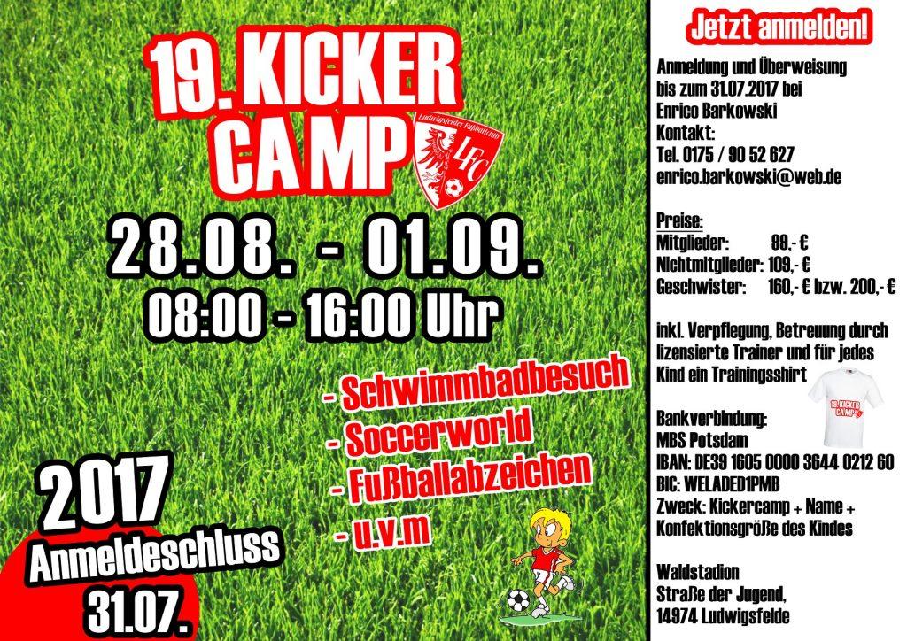 kickercamp2017